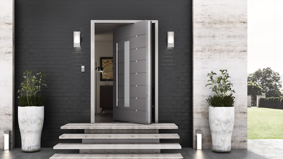 Spitfire Luxury Aluminium Doors Burnley Lancashire